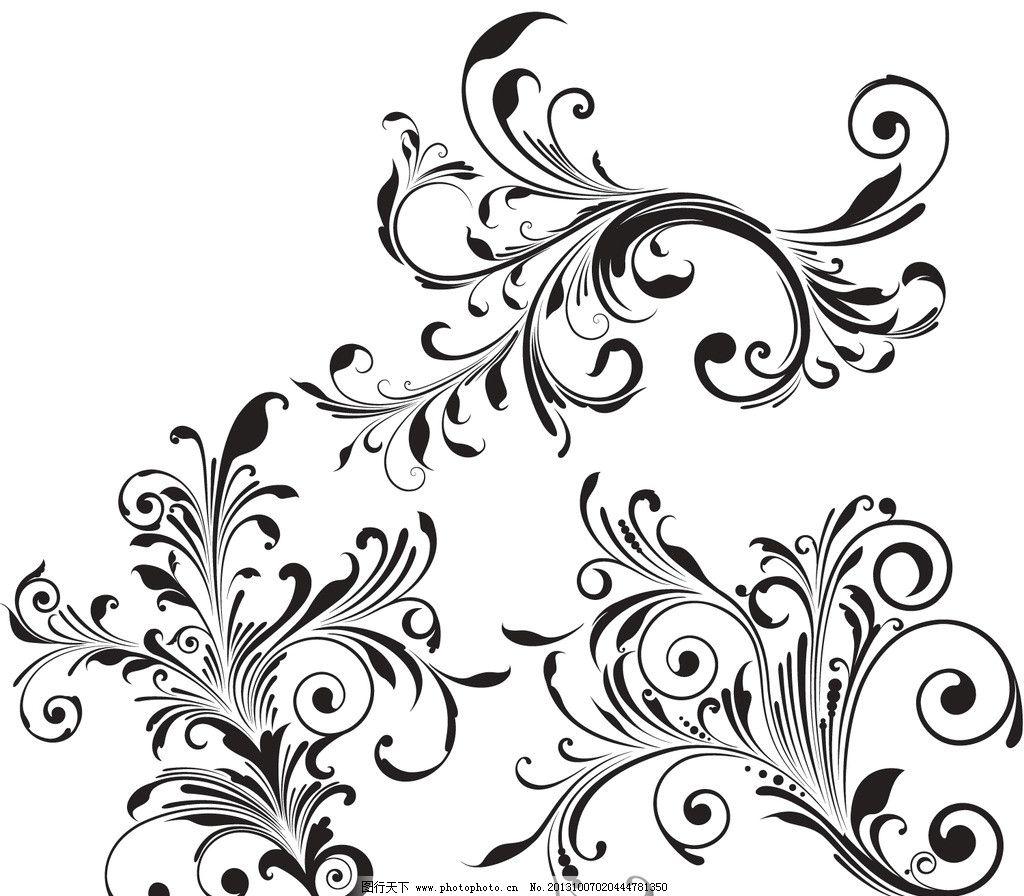 欧式花纹 欧式花纹背景 欧式 古典 复古 花纹 花边 卡片 邀请卡 请贴