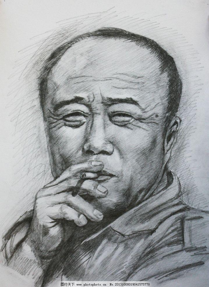 人物素描 素描人物 人物肖像画 肖像画 素描写生 写生素描 素描画