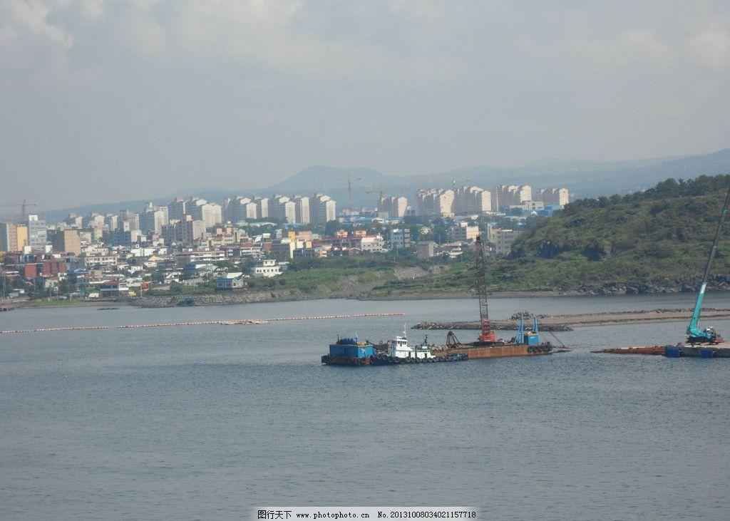 韩国济州岛风光图片