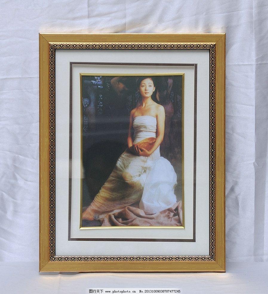 油画 相框画 欧式画 欧式油画 人物油画 美术绘画 文化艺术 摄影 300