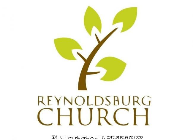绿色logo 绿色 叶子