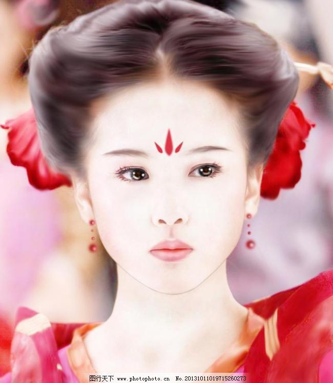 设计 手绘美女 刘诗诗设计素材 刘诗诗模板下载 刘诗诗 手绘美女 人物