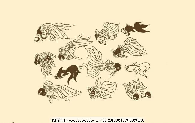 动物装饰画图片
