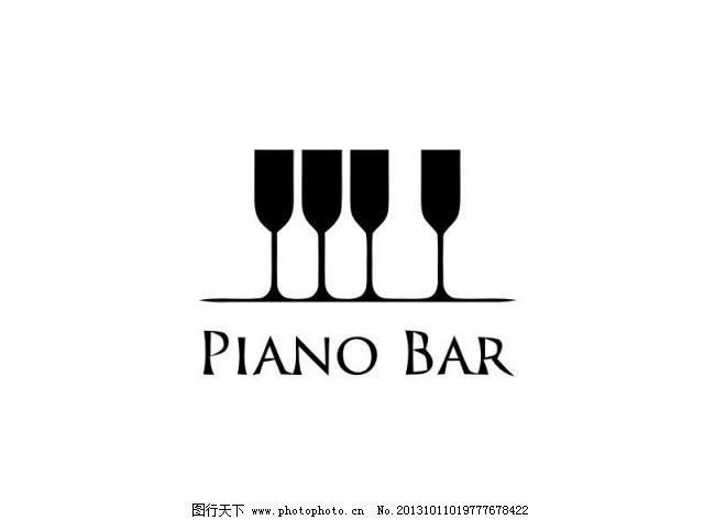 钢琴logo图片