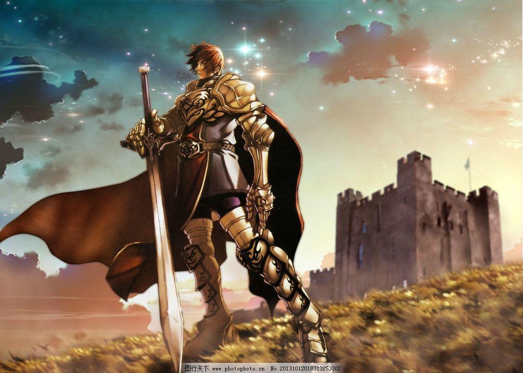 英雄 英雄联盟 人物 动画 剑 战士 动漫人物 动漫动画 设计 72dpi jpg