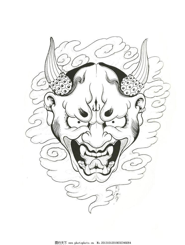 韩剧鬼怪铅笔手绘