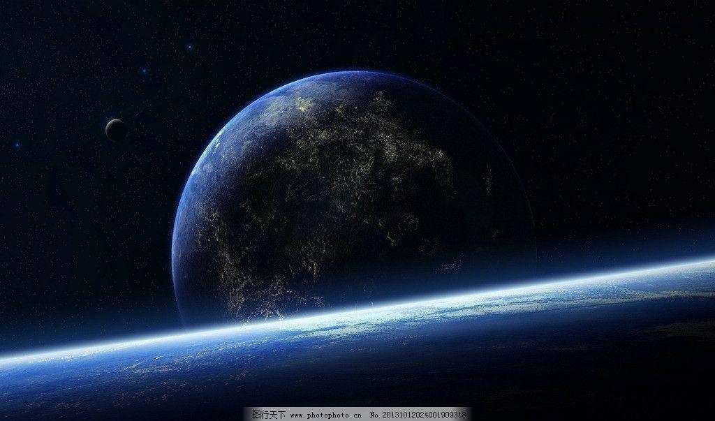 地球 宇宙 太空 星球 自然景观 自然风光 设计 96dpi jpg