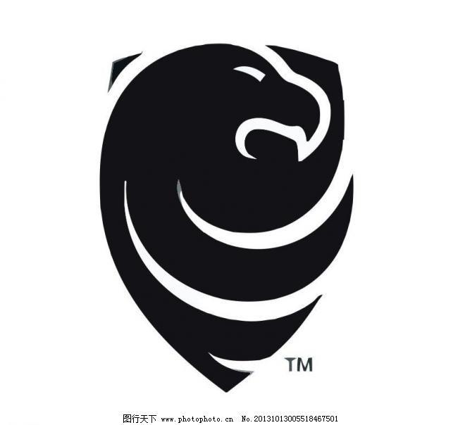 雄鹰logo 老鹰 雄鹰 鹰 飞鹰 外国 国外 西方 欧美 西式 欧式 美术
