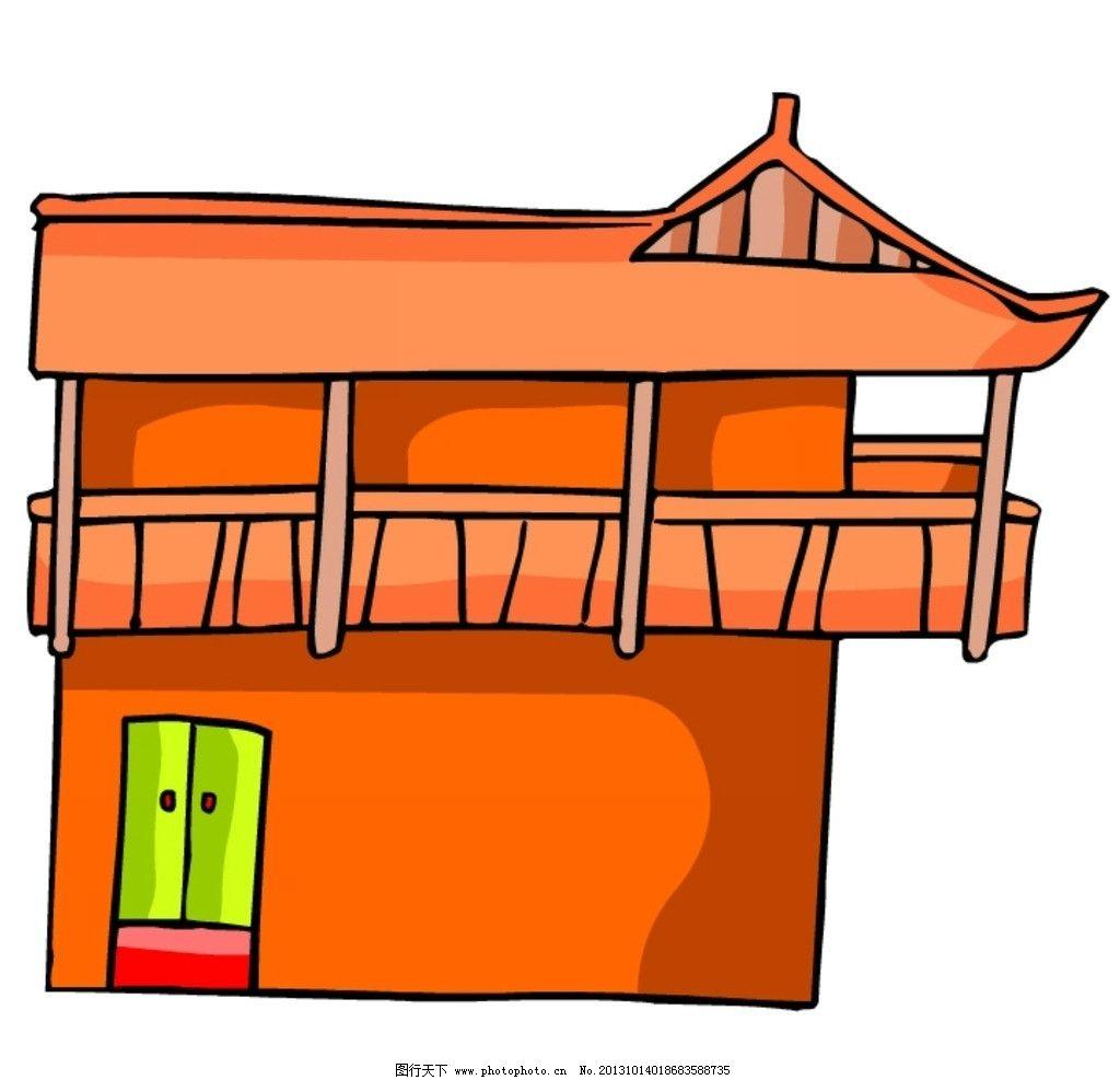 中式 古代 古典 建筑