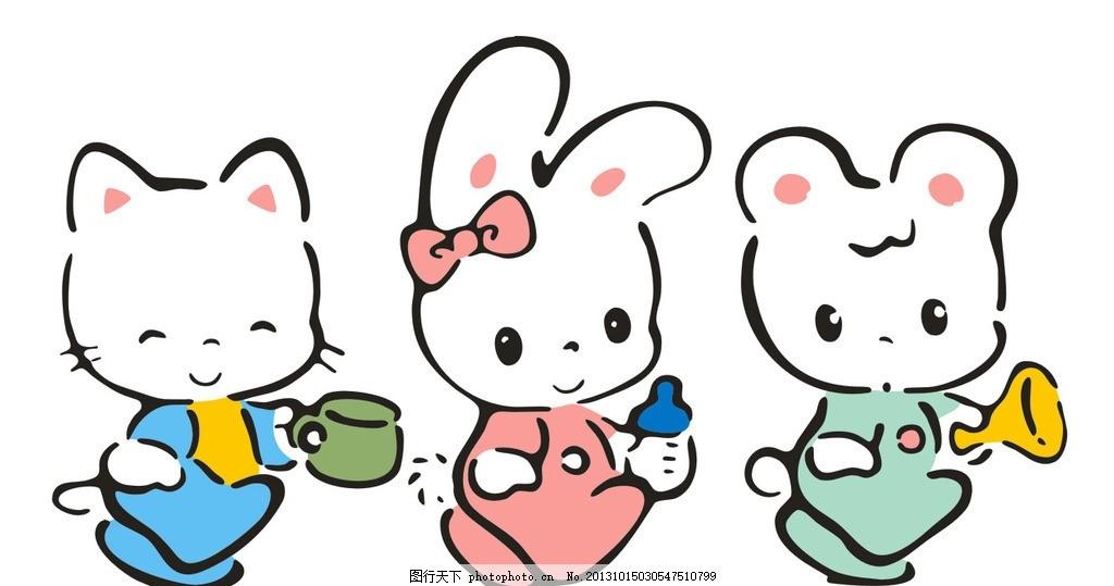 卡通设计 卡通乐园 动漫图案 动物印花 游乐园 梦幻乐园 亲子乐园