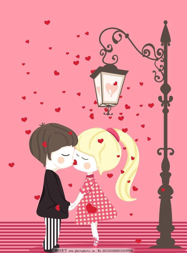 情人动漫亲嘴手机壁纸