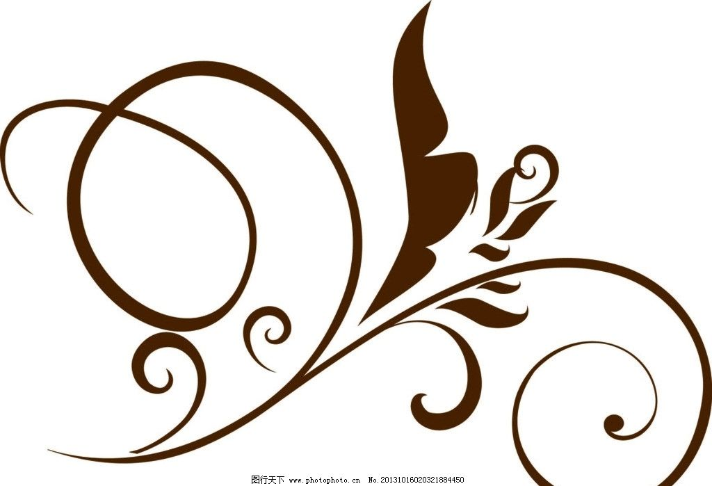 欧式 花纹 欧式花纹图片,花纹线条 花纹花边 矢量-图