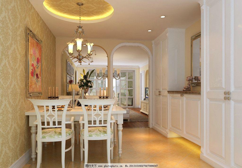 餐厅图片_室内设计_环境设计_图行天下图库