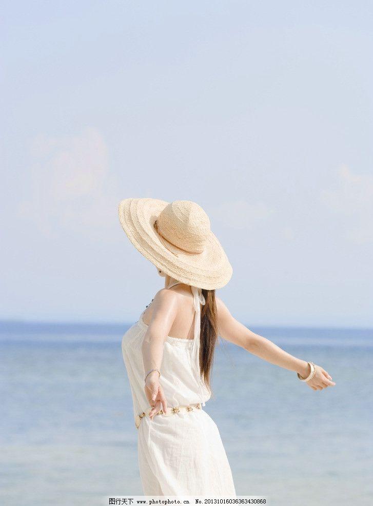 海边美女图片_明星偶像