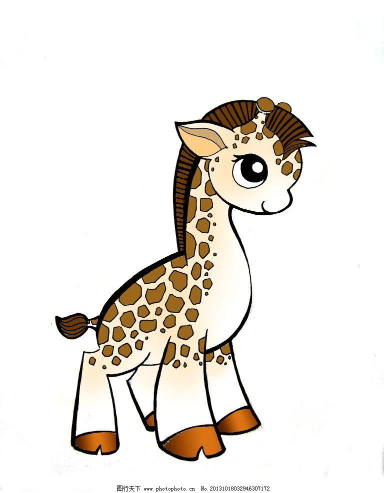 鼠绘小鹿步骤图 动物 鹿 鼠绘 卡通画 简笔画 可爱 萌 psd分层 背景