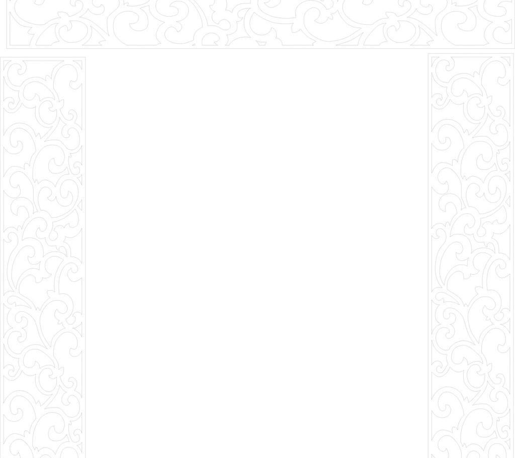欧式花格藤蔓 底纹边框 隔断 花纹花边 树 藤条 欧式花格藤蔓矢量素材