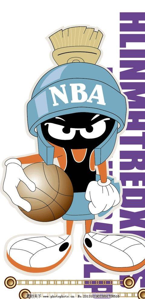 篮球 打篮球 nba 儿童 卡通 卡通人物 创意插画 插画 创意 卡通插画图片