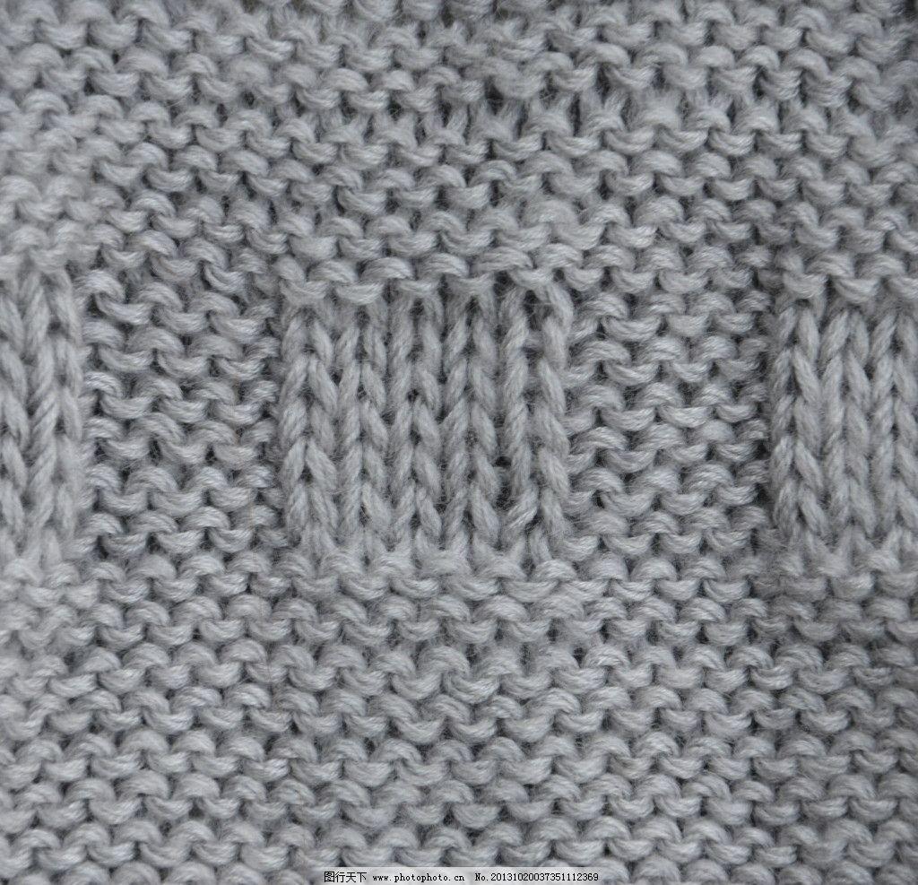 麦穗围巾结尾织法图解