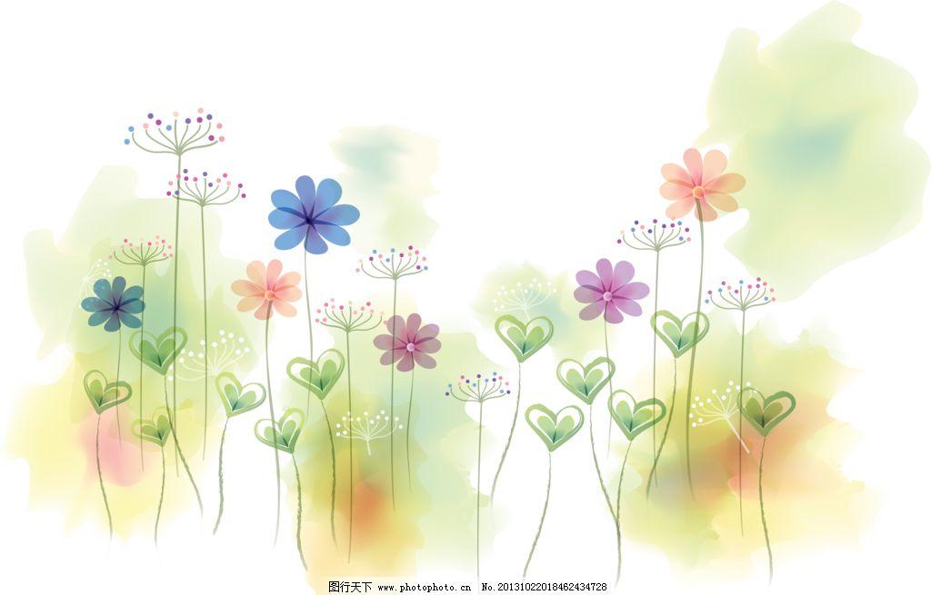 花卉手绘图片大图