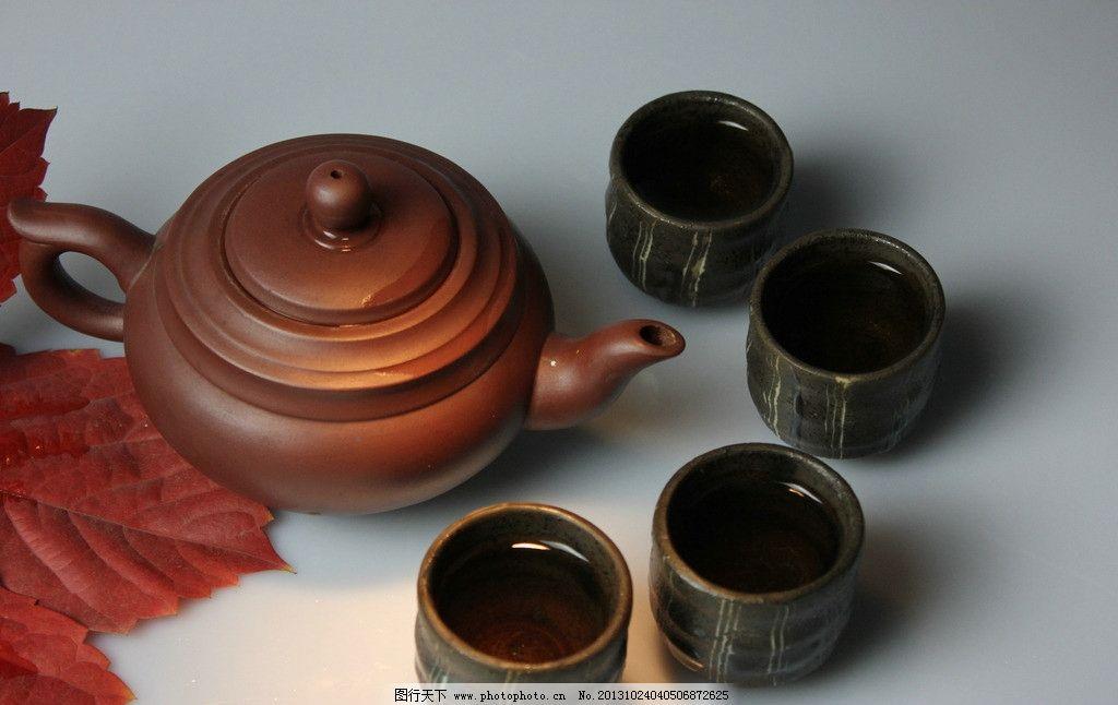 茶具高清摄影图片