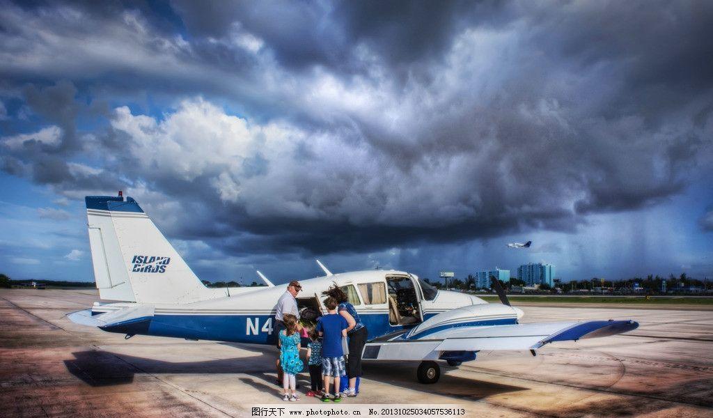 小型飞机 小飞机 私人飞机