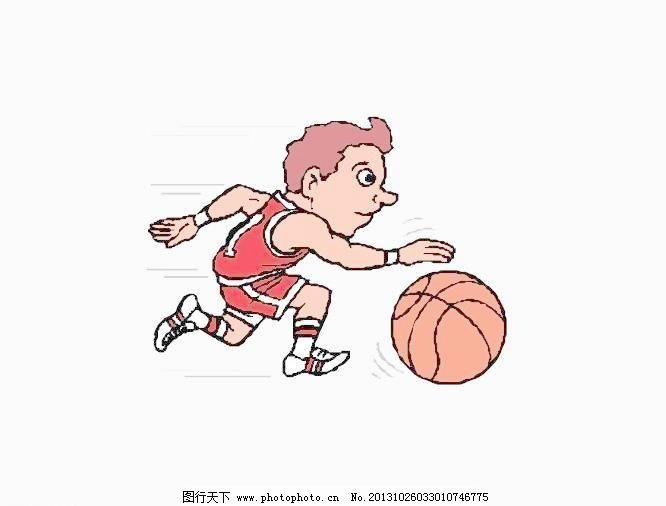 手绘      打篮球矢量素材 打篮球模板下载 打篮球 篮球运动 矢量人物