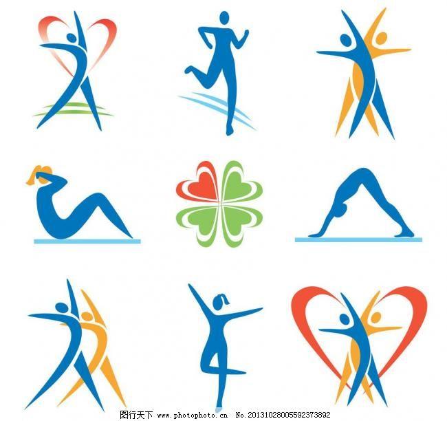 EPS LOGO 奥运会 标签 标识标志图标 标志 创意 跑步 赛跑 体操 体育运动人物图标矢量素材 体育运动人物图标模板下载 体育运动人物图标 抽象人物图标 创意 奥运会 亚运会 体操 瑜珈 跳舞 煅炼身体 运动 跑步 赛跑 矢量 eps 图标 标志 标签 logo 小图标 标识标志图标 矢量图 其他矢量图