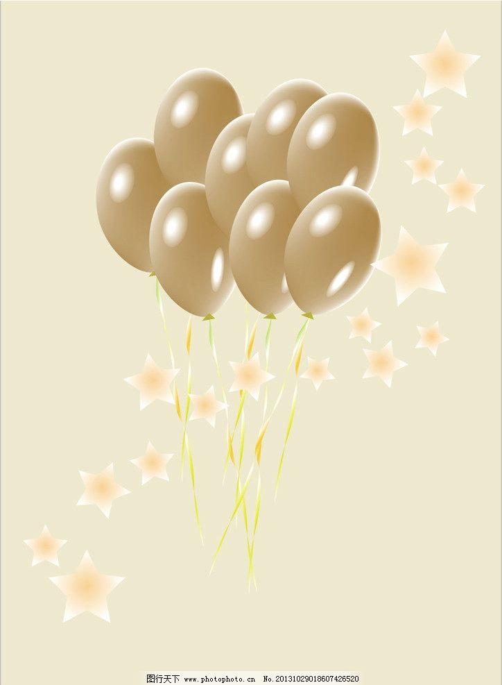 气球 装饰画 背景素材      底纹 其他 动漫动画 设计 72dpi jpg图片
