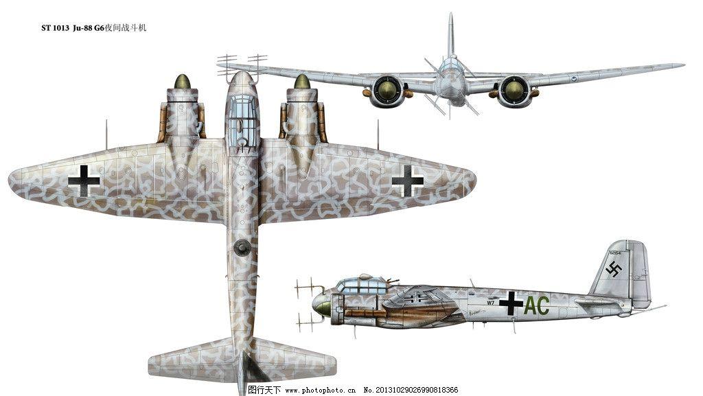 二战飞机图片_军事武器