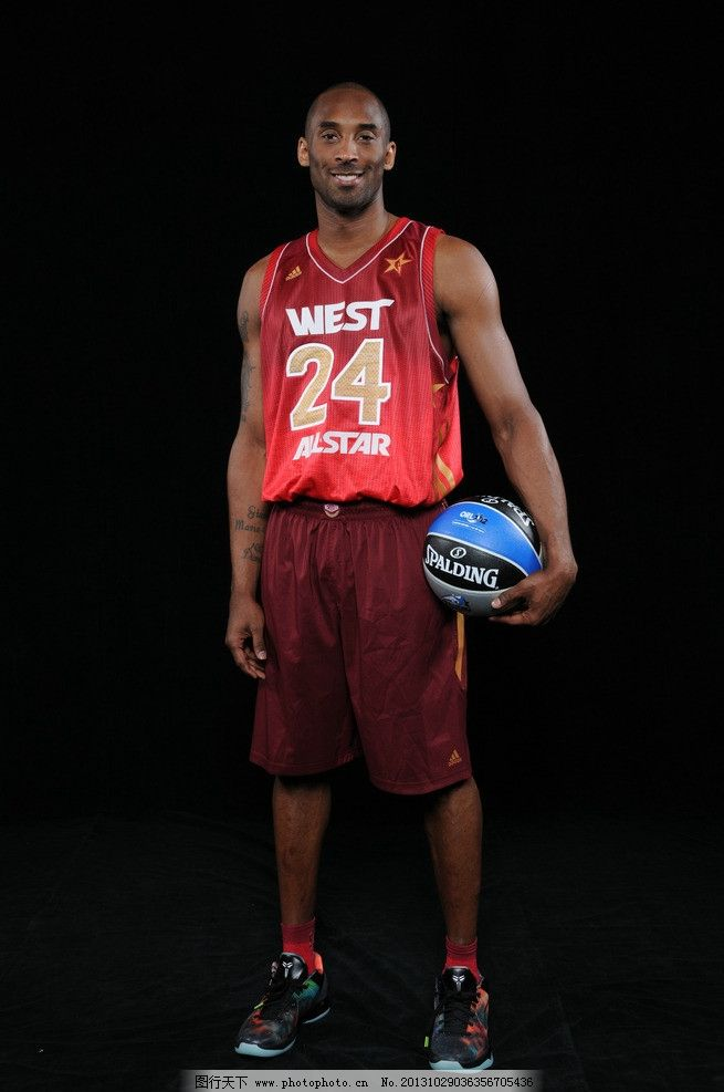 科比 篮球 nba 体育 美职篮