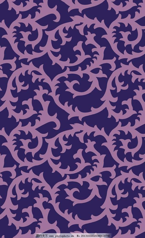 地毯花纹 现代 简约 欧式 美式 地毯 花边花纹 底纹边框 设计 300dpi