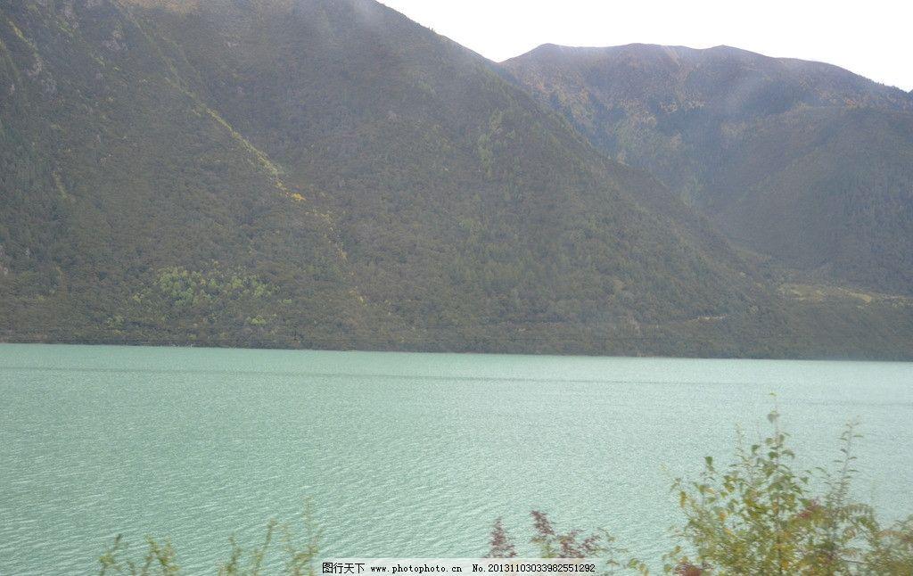 巴松措 西藏 旅游 林芝 巴湖 国内旅游 旅游摄影
