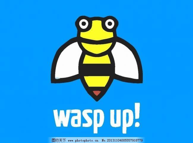 蜜蜂logo图片