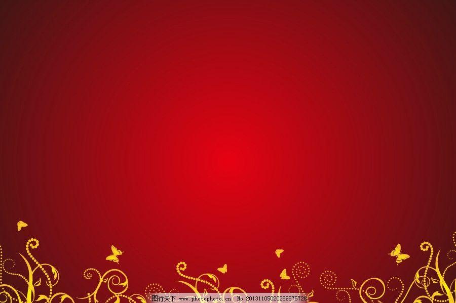 背景 底 红底图 欧式 欧式底纹 红色背景 银色 黄色 银色边纹 古典