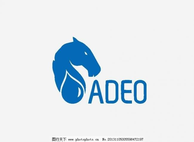 马类logo模板下载 马类logo