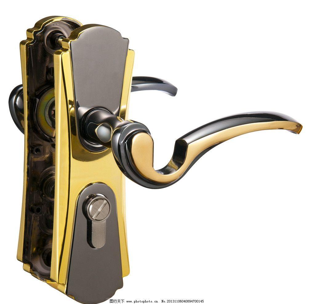 面板锁 锁具五金 执手锁 插芯锁 室内门锁 门锁五金 五金产品 图片