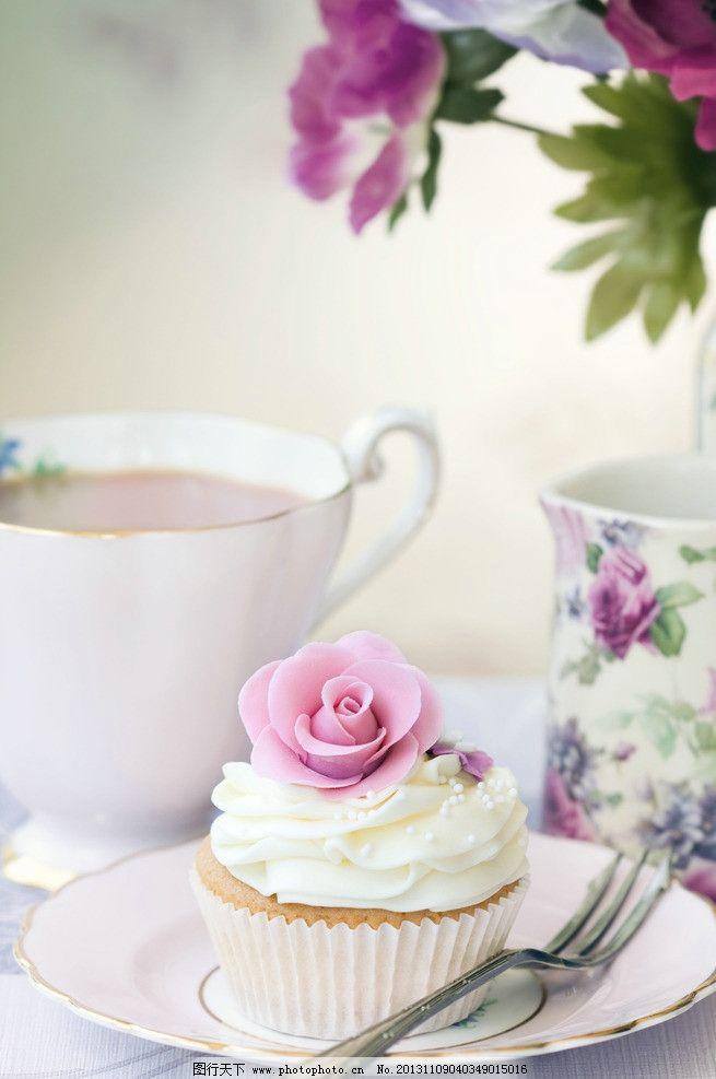 唯美下午茶图片 唯美 下午茶 爱心 茶点 糕点 点心 咖啡 甜点 蛋糕