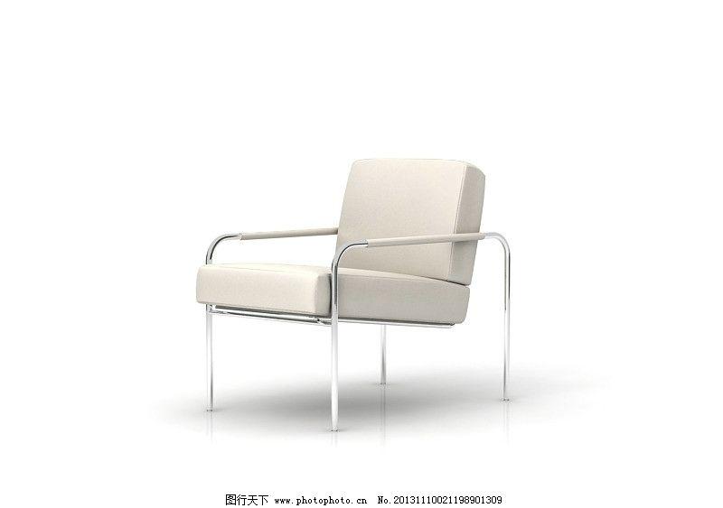 沙发 室内模型 单体模型 高品质模型 源文件