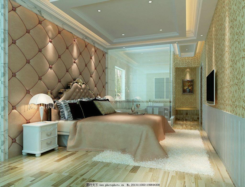 欧式卧室效果图图片图片