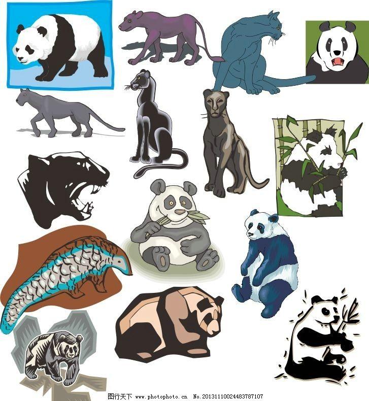 海洋动物 简笔画