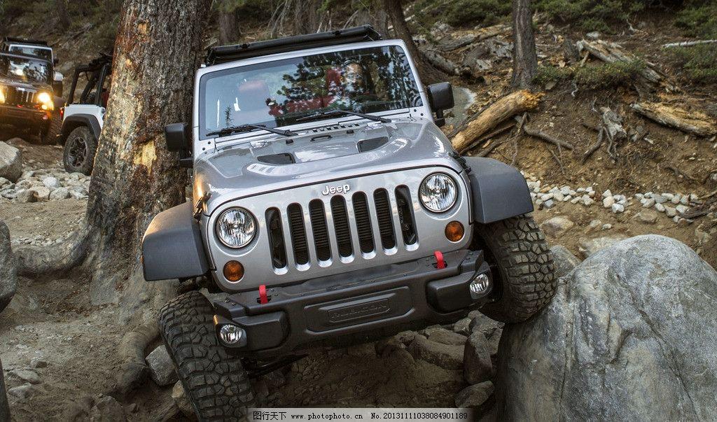 jeep牧马人罗宾汉图片