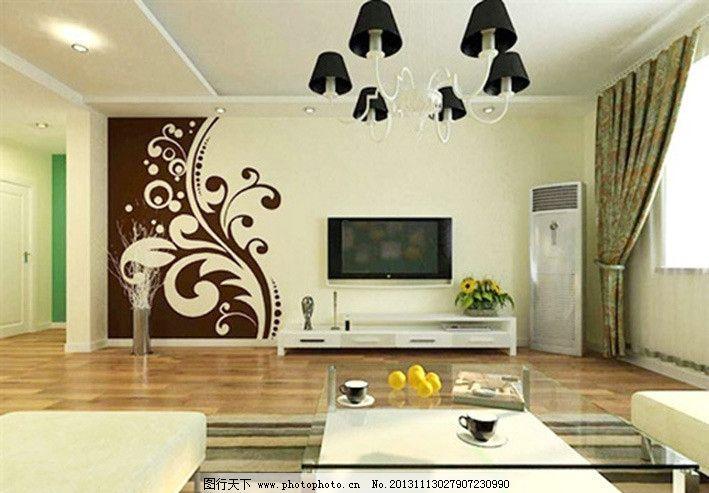 电视背景墙 弧形 弧形电视背景墙