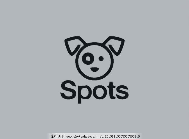 标识标志图标 动物logo
