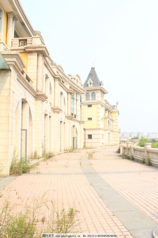 古堡 欧式 酒吧 丽水湾 砖道 建筑摄影 建筑园林 摄影 72dpi jpg