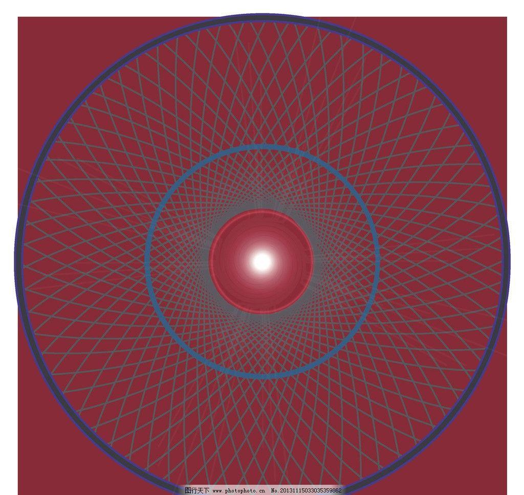 圆圈 花纹图片