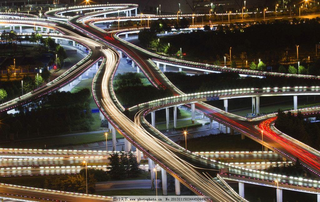 郑东新区金水路高架桥图片