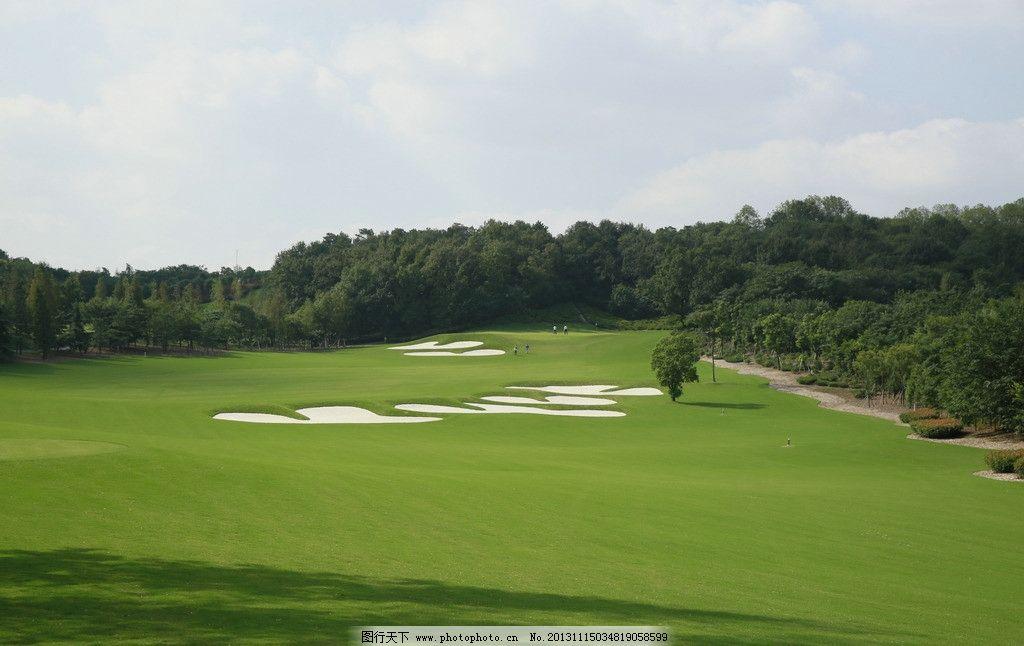 高尔夫 球场图片