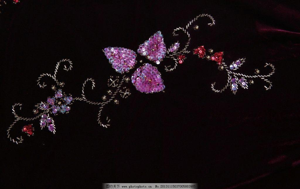 面料 面料图片素材下载 旗袍 旗袍花纹 服装 棉布 布料 绒布