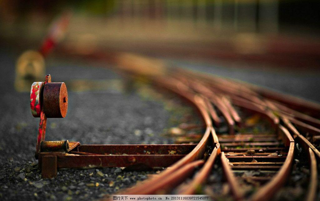 轨道 铁路 高铁 铁道 道路