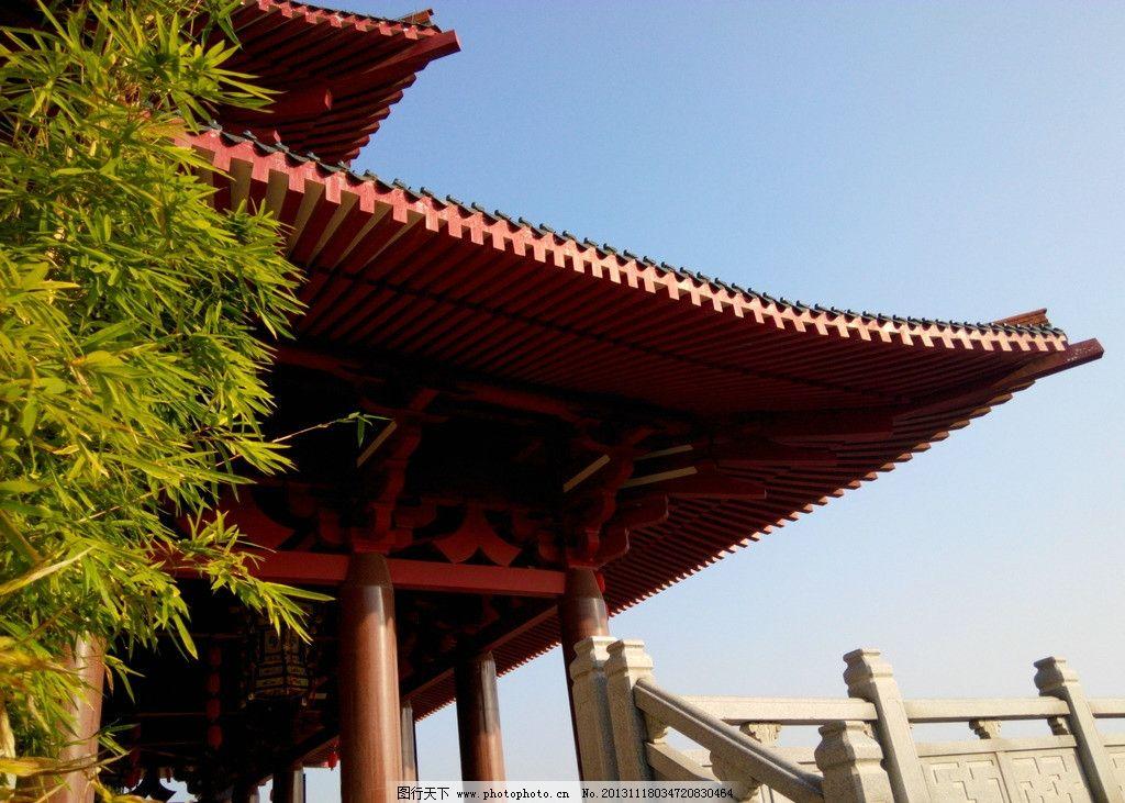 楼阁建筑 楼阁 亭台 古韵 古风 古代楼阁 建筑景观 自然景观 摄影 72